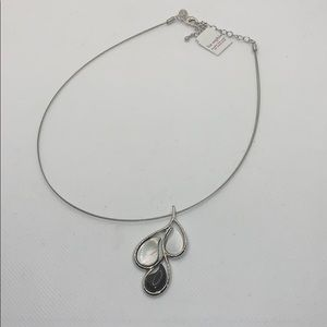Gorgeous Lia Sophia Necklace tags attached